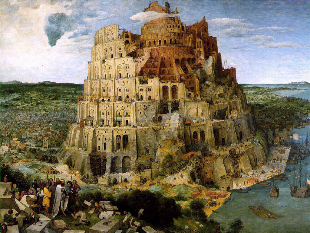 Tower of babel1