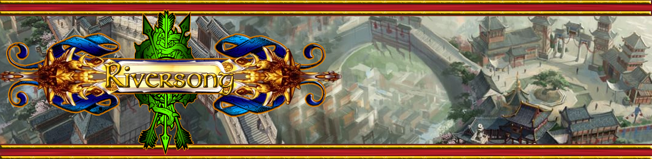 Riversong banner