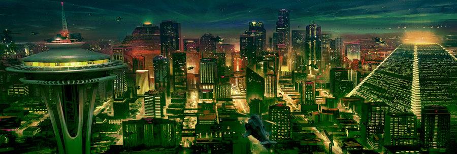 Shadowrun seattle 2072