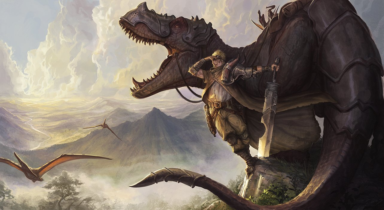 1283x700_7853_The_Journey_Ahead_2d_fantasy_landscape_journey_dinosaur_hero_picture_image_digital_art.jpg