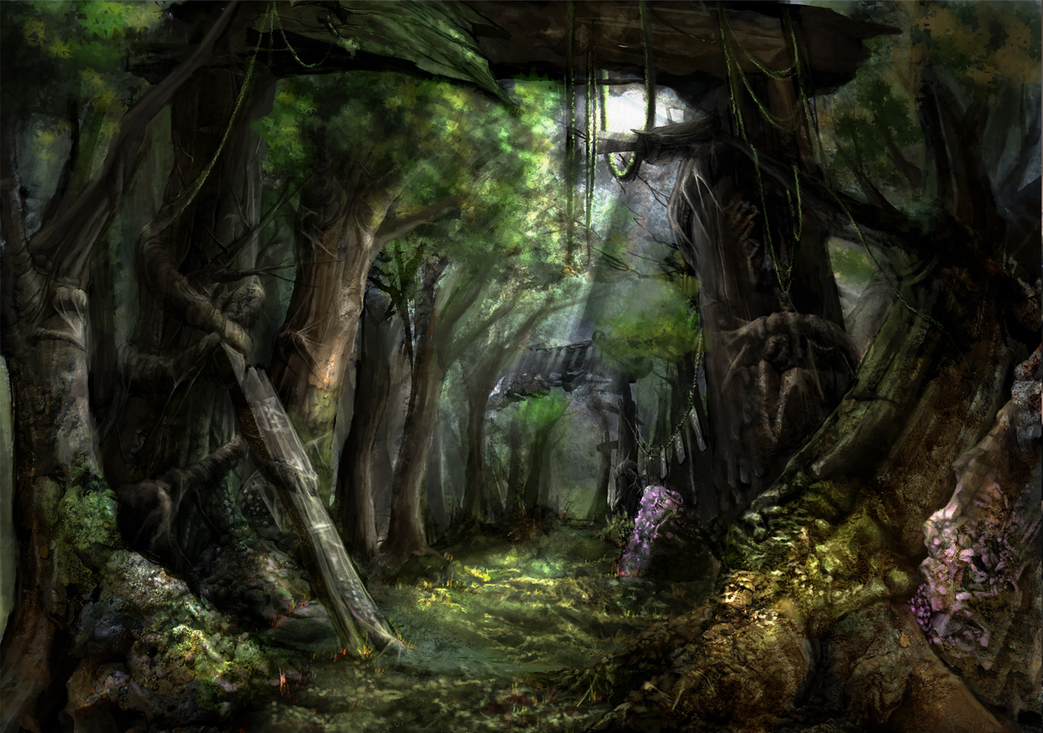 1460x1026_1382_Forest_of_KOG-fantasy_forest_environment_picture_image_digital_art.jpg