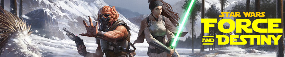 Star wars  force and destiny banner