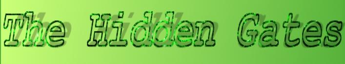 Hiddengates