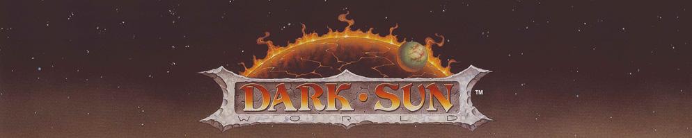 Darksun banner
