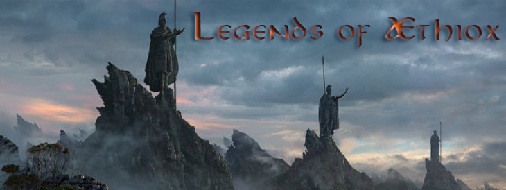 Legends of aethiox