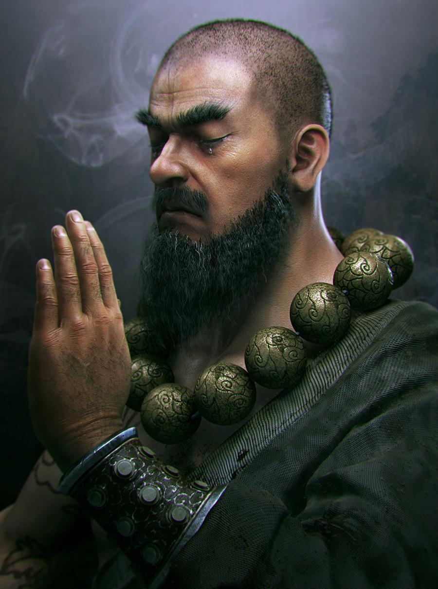 3D-Art-Gao-Ke-Yang-Monk.jpg
