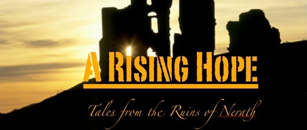 A rising hope banner
