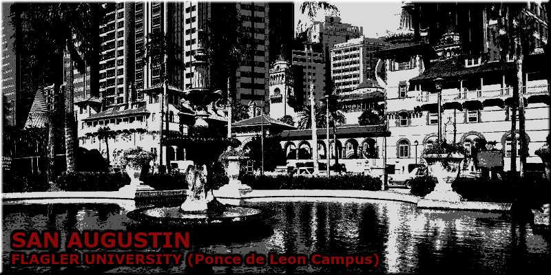 San Augustin - the University