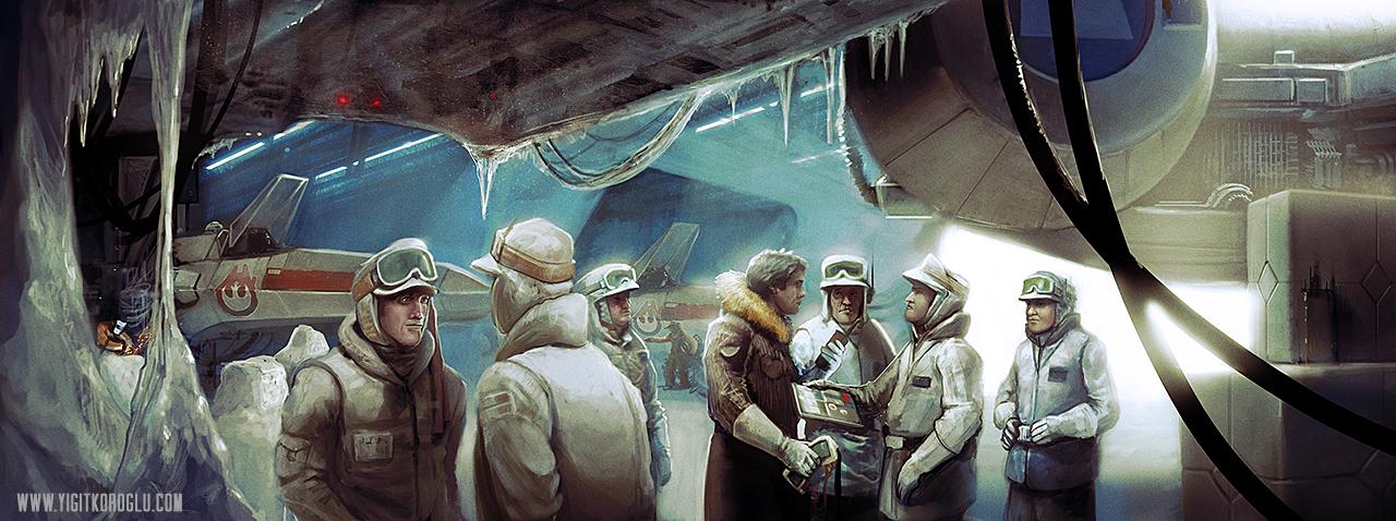 Renegade squadron by yigitkoroglu d64b9bl