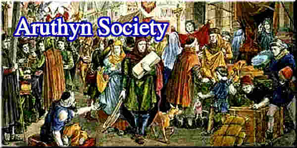 Aruthyn Societies