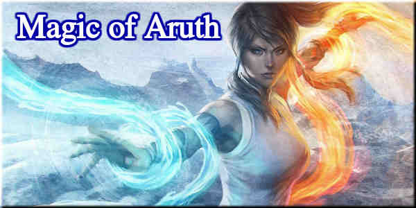 The Magic of Aruth