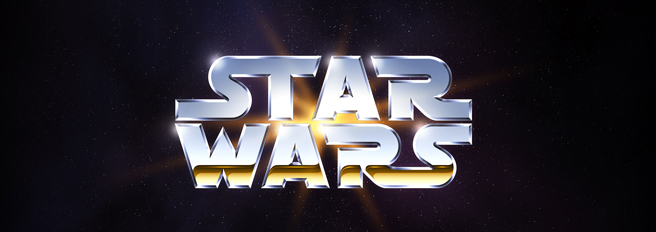 Star wars banner shiny
