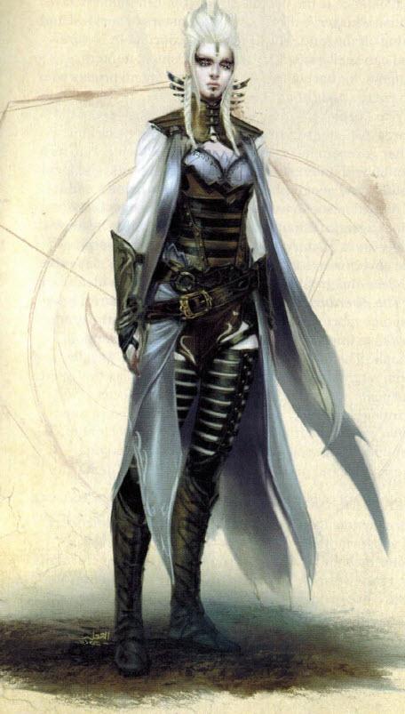 Sword Coast - Wizard - Bladesinger | Forged Destiny