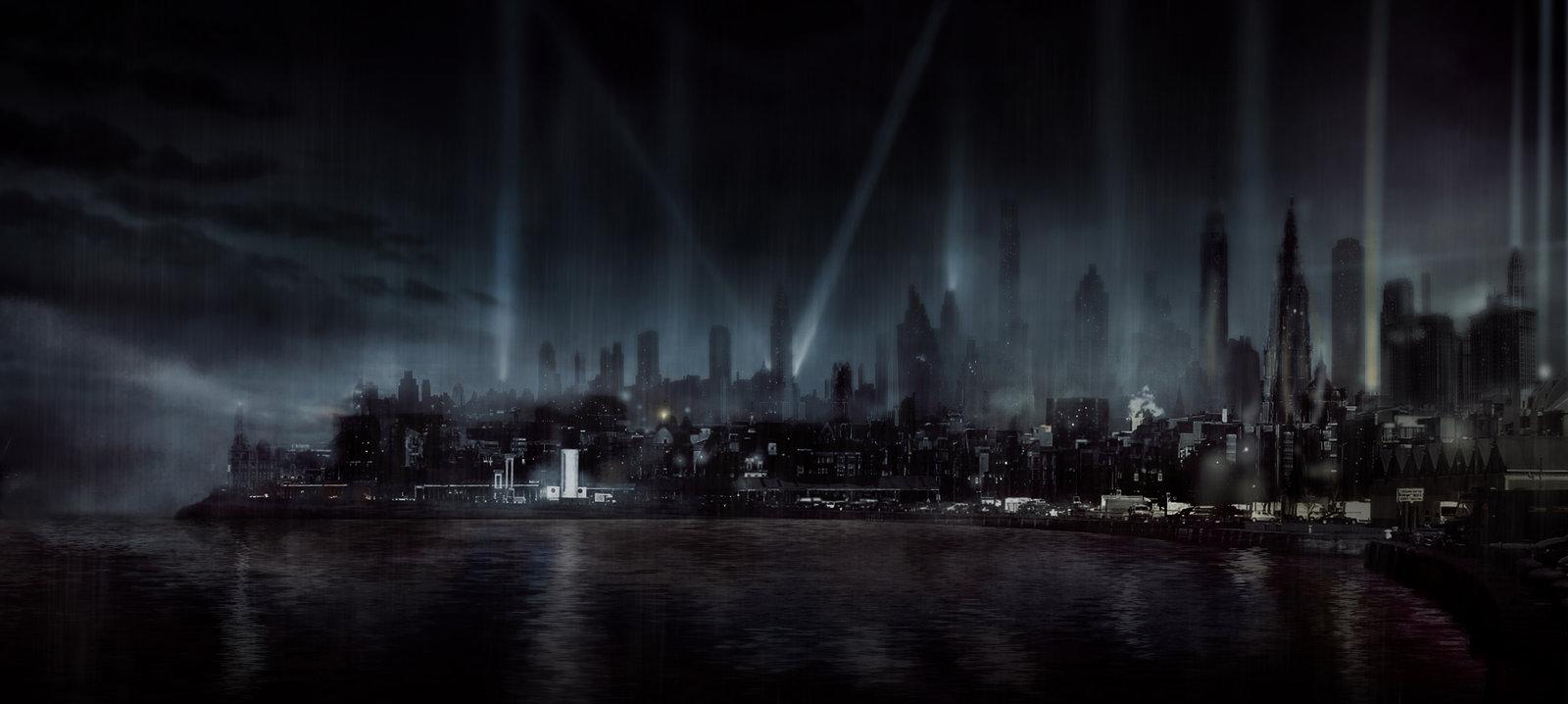 Film noir city by silberius d72eui1