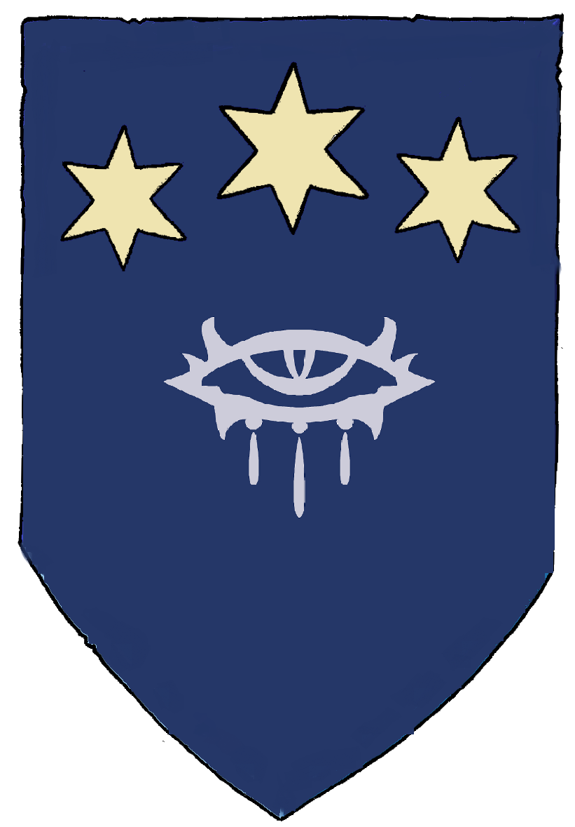 The Crest of King Neverember and the Kingdom of the Sword