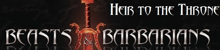 Heir to the throne banner