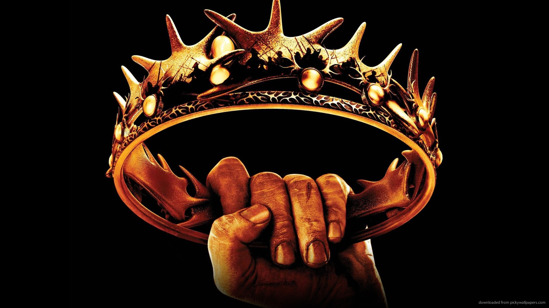 Game of thrones the crown