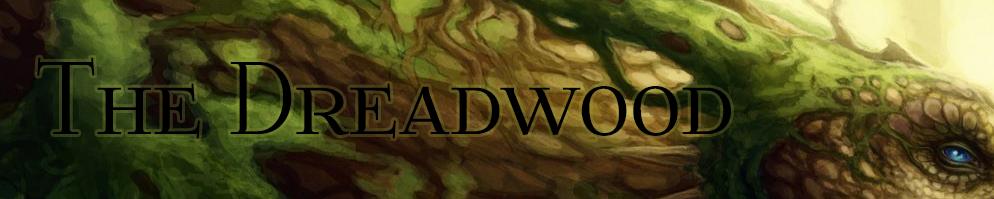 Dreadwood op banner