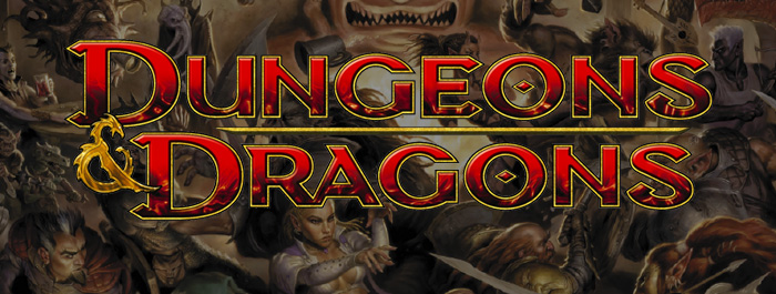 Dungeons and dragons banner