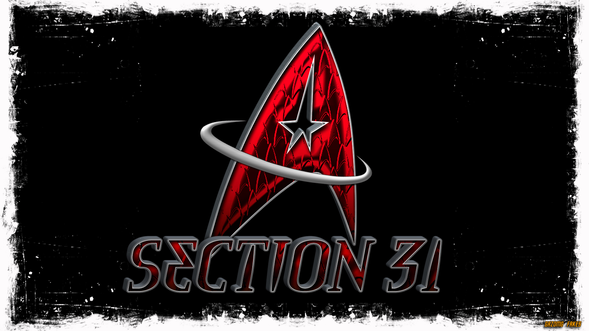 Star trek section 31 logo by gazomg d7msfnn