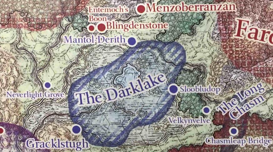 Underdark | The Savage Frontier | Obsidian Portal