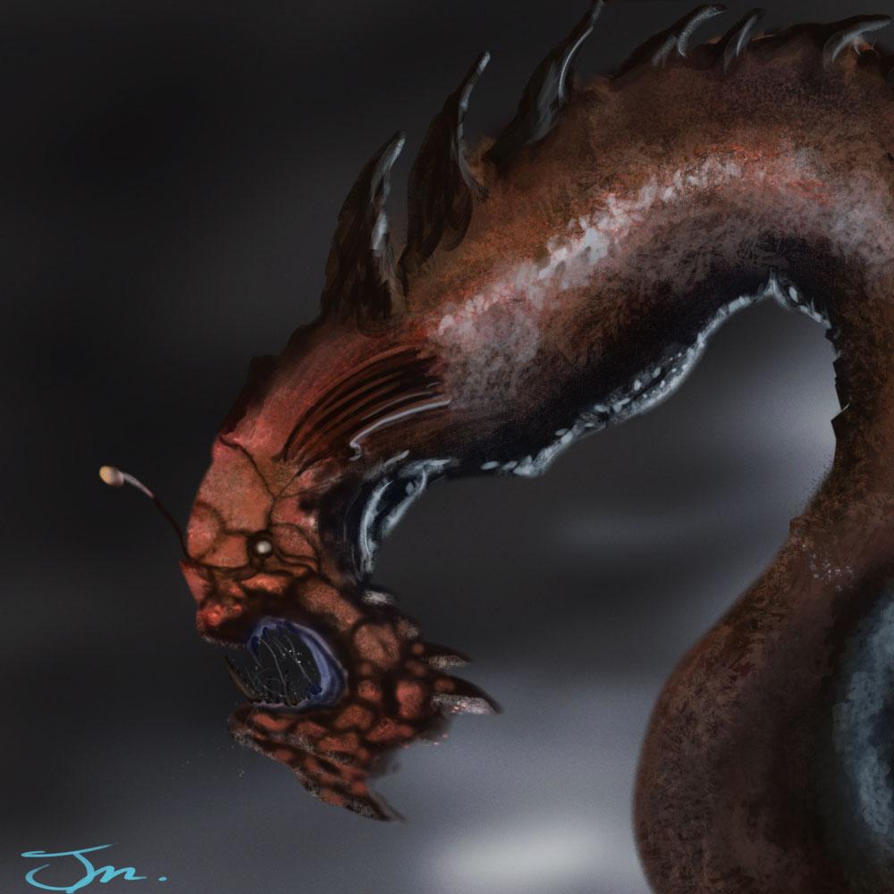 monster_eel_by_jakeaferr-d6gmd5c.jpg