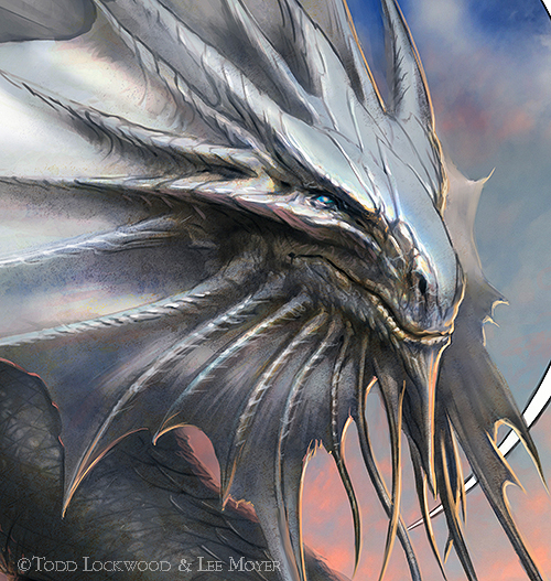 Bahamut, God of Good Dragons and Justice | Western ...