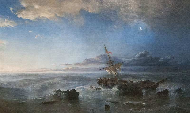 800px-Paul_Jean_Clays_-_The_Day_after_the_Shipwreck.jpg