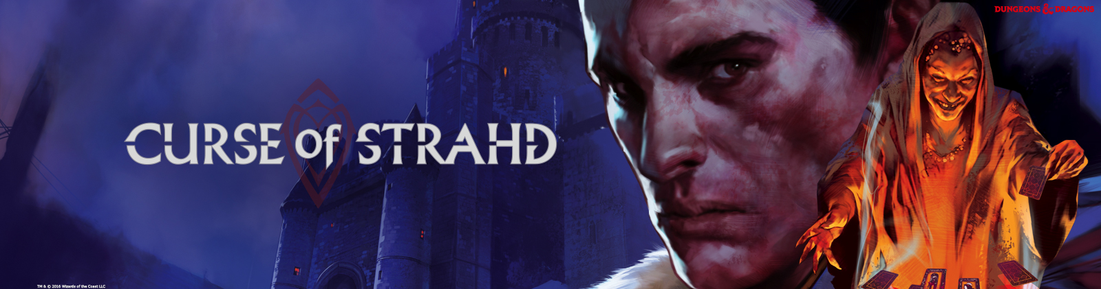 D d ravenloft twitter header