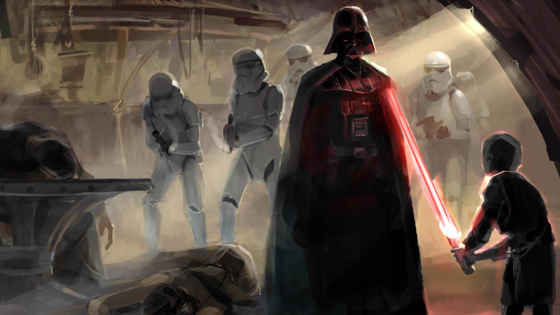 Vader wallpaper 2
