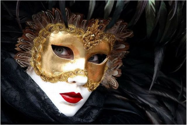 Carnival mask1