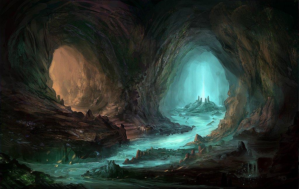 Cave by nele diel d655qw5
