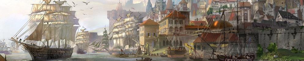 Banner port city