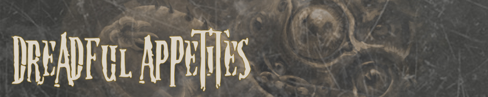 Dreadful appetites banner