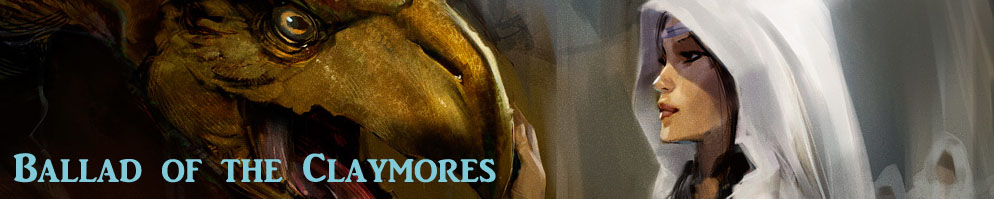 Claymores banner