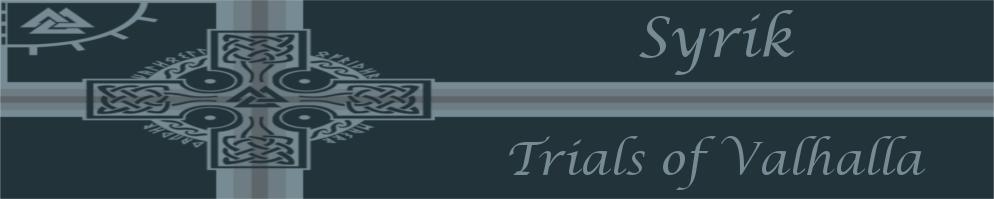 Valhalla banner