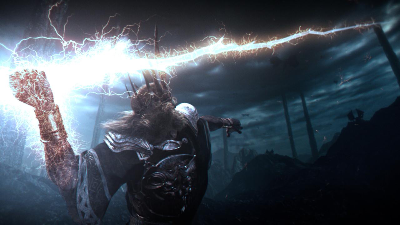 Javelin Of Lighting