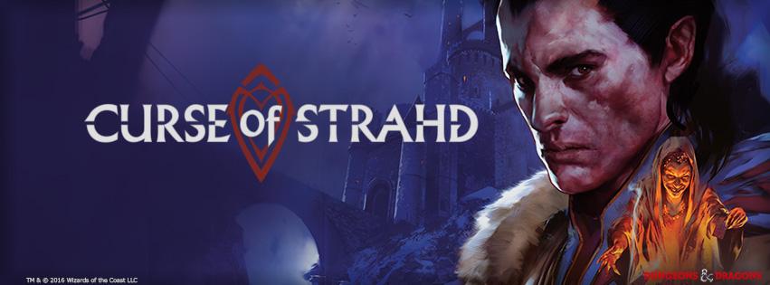 Curse of strahd banner