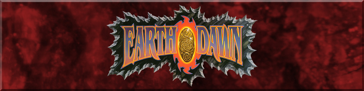 Earthdawn banner
