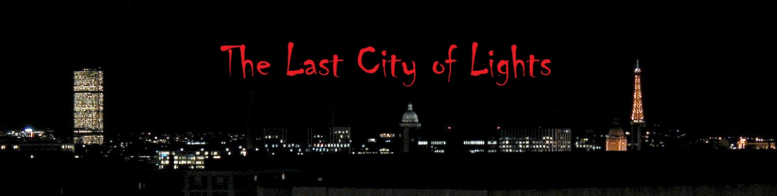 The last city of lights   banner