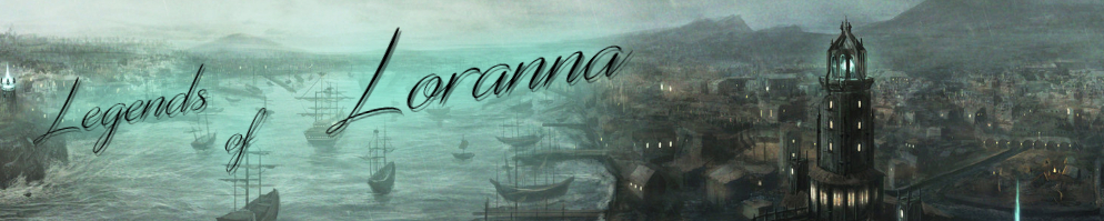 Loranna poster