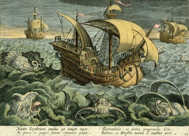 Sailing fear