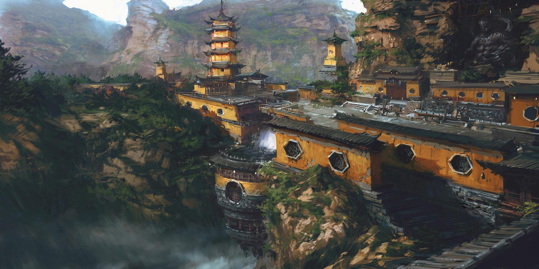 2D-Art-Yang-Qi-Jinshan-Temple.jpg
