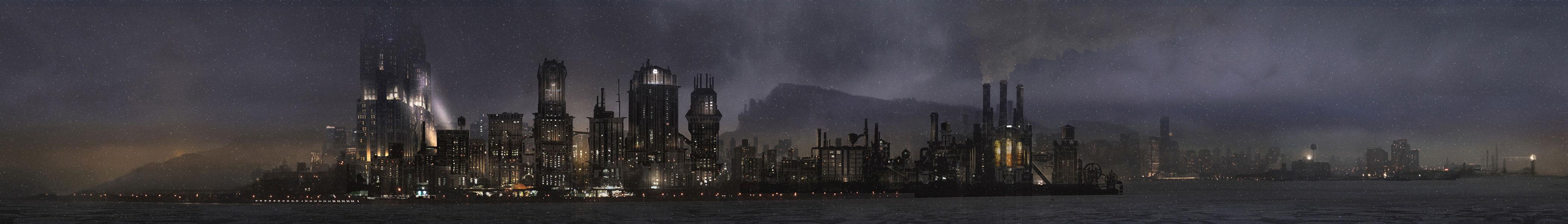 Bao gotham city