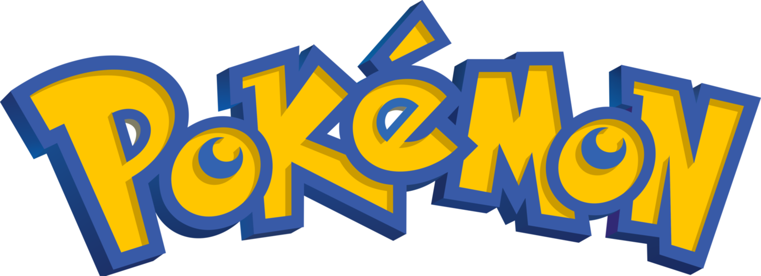 Pokemon logo  vectors  by mike dragon d6x0lso