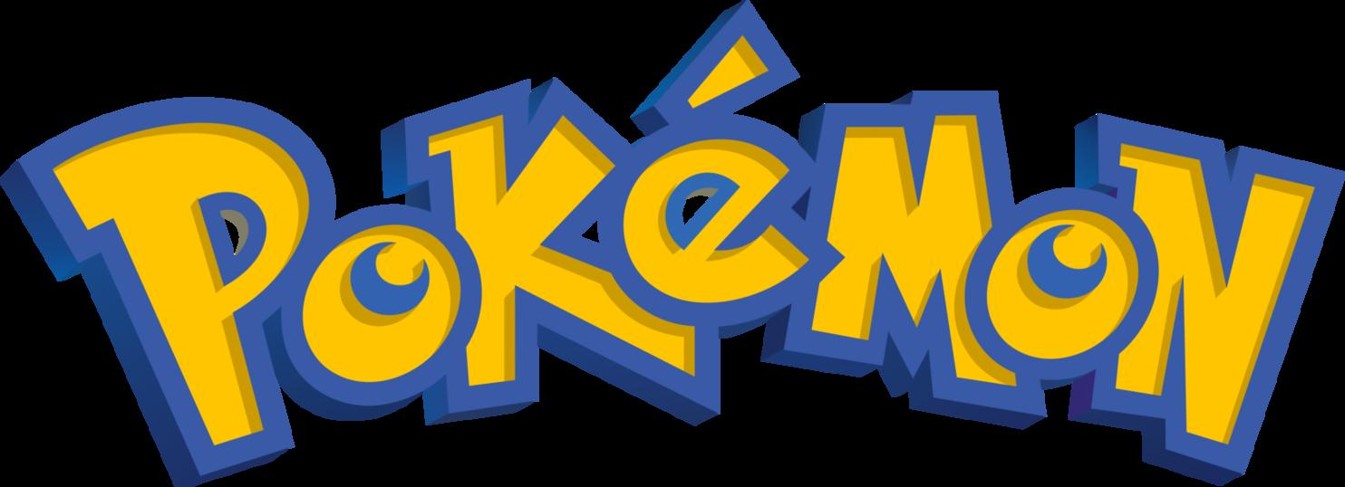 Pokemon logo  vectors  by mike dragon d6x0lso