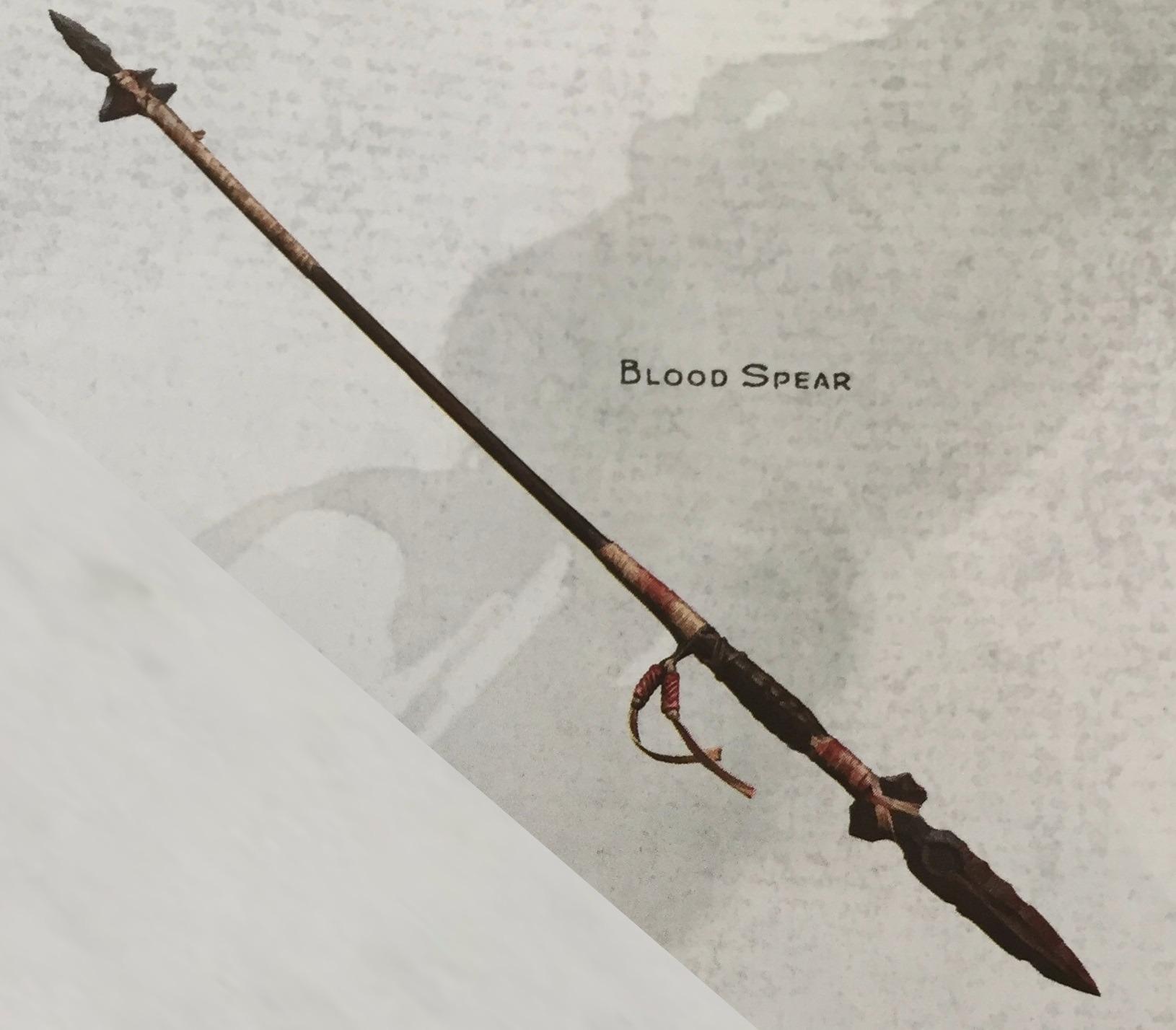 Blood Spear | Curse of Strahd | Obsidian Portal