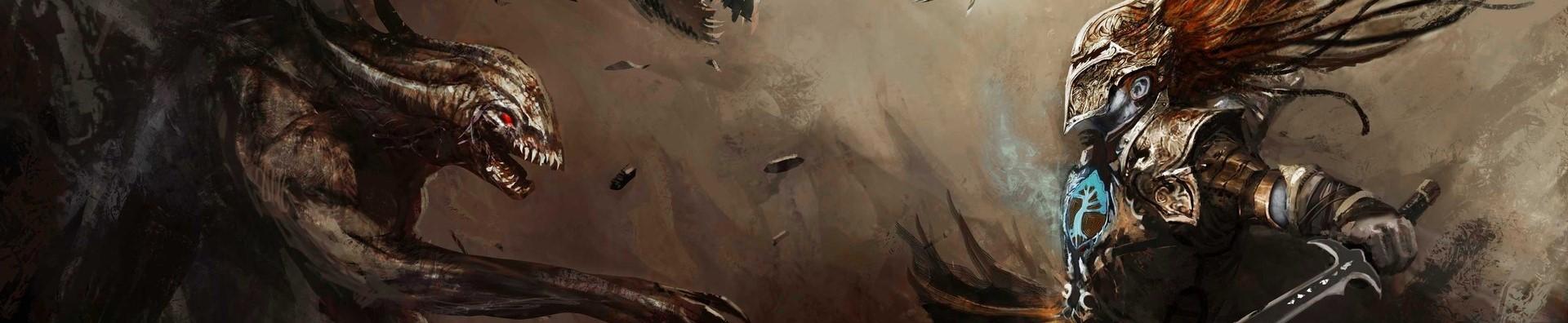 Demons vs angels war wallpaper 1  3