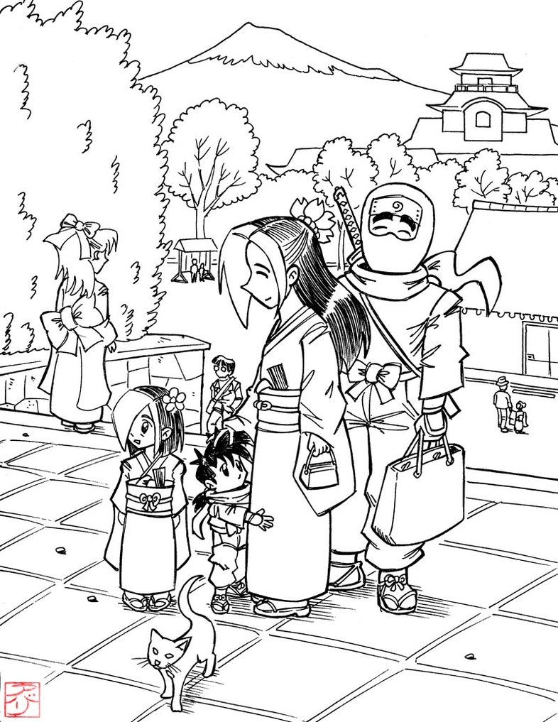 ninja_family_going_to_temple_by_avary.jpg