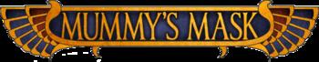 350px mummy s mask logo